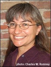 Susanah Shaw Romney