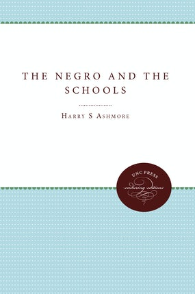 The Negro and the Schools