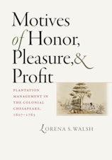 Motives of Honor, Pleasure, and Profit