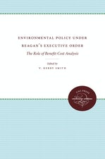Environmental Policy Under Reagan's Executive Order