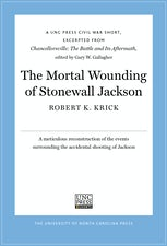 The Mortal Wounding of Stonewall Jackson