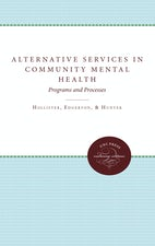 Alternative Services in Community Mental Health