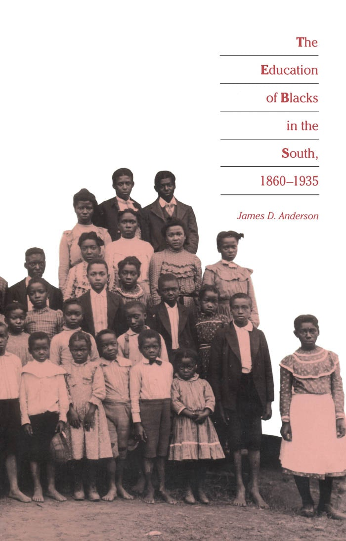 african american education 1800s
