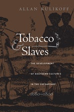 Tobacco and Slaves