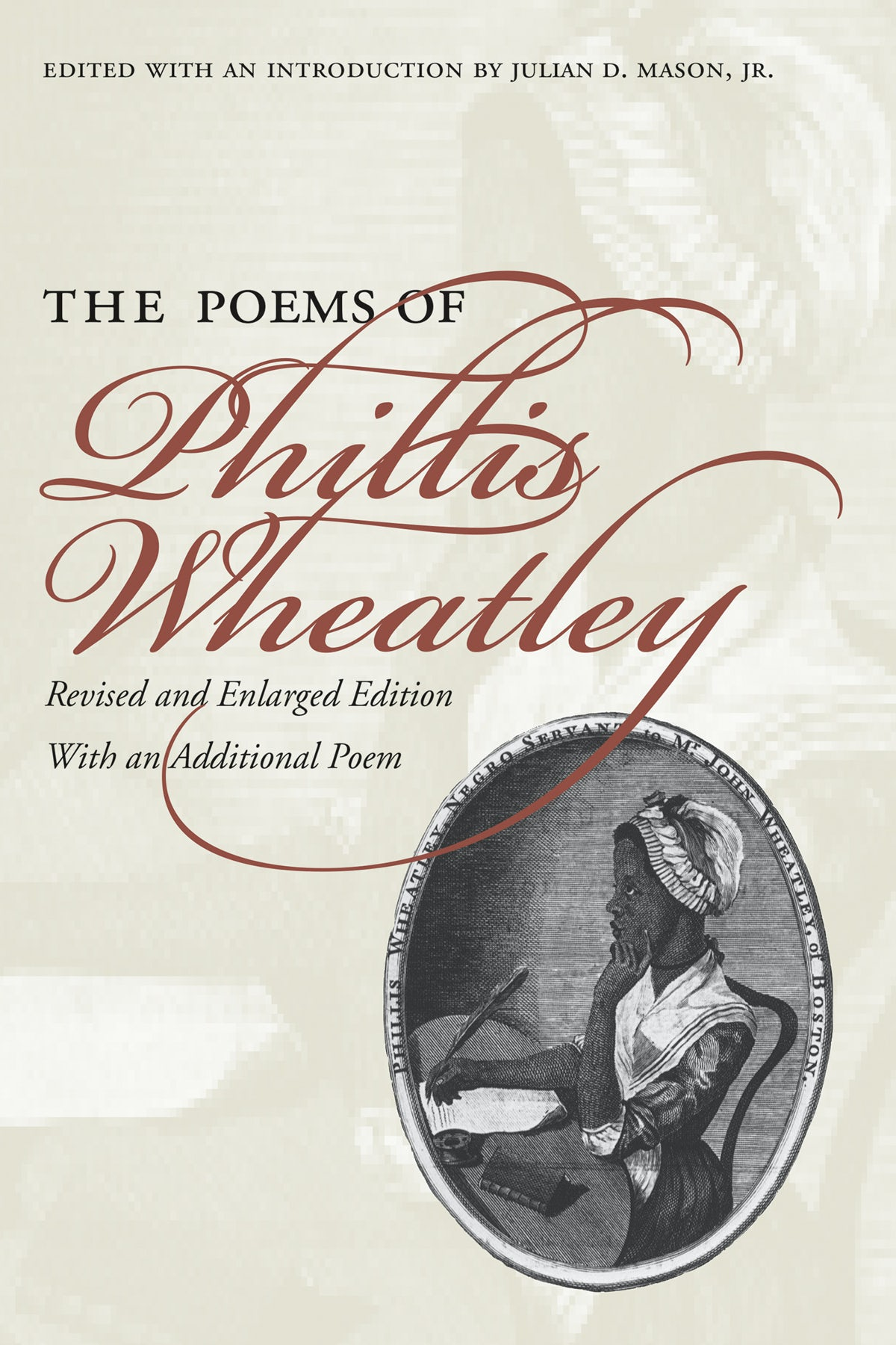 Phyllis Wheatley Poems 1