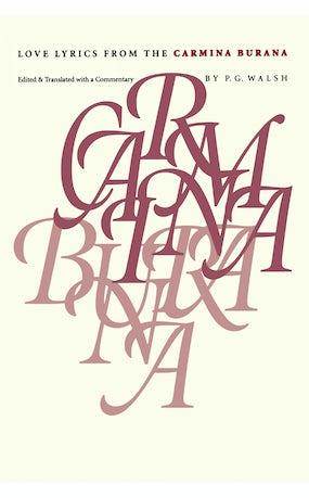Love Lyrics from the Carmina Burana