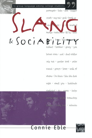 Slang and Sociability
