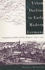 Urban Decline in Early Modern Germany
