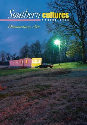 Southern Cultures: Documentary Arts