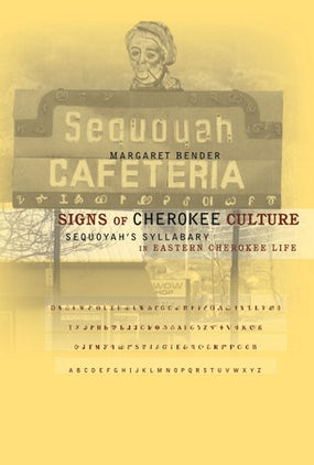 Signs of Cherokee Culture