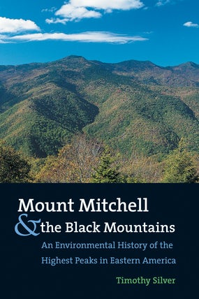 Mount Mitchell and the Black Mountains