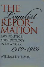 The Legalist Reformation