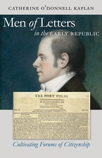 Men of Letters in the Early Republic