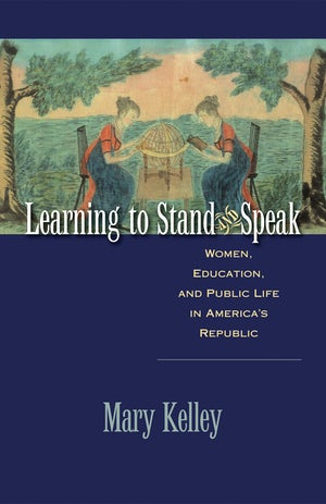Learning to Stand and Speak