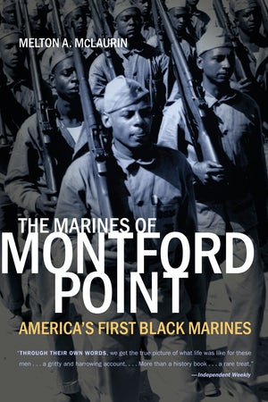 The Marines of Montford Point