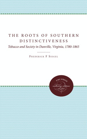The Roots of Southern Distinctiveness