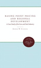 Basing Point Pricing and Regional Development