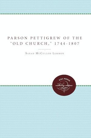 Parson Pettigrew of the