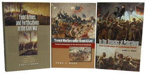 The Earl J. Hess Fortifications Trilogy, Omnibus E-book