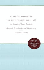 Planning Reforms in the Soviet Union, 1962-1966
