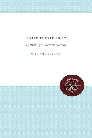 Hester Thrale Piozzi