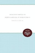 Selective Service in North Carolina in World War II