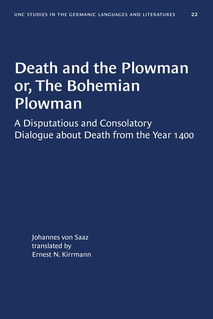 Death and the Plowman or, The Bohemian Plowman