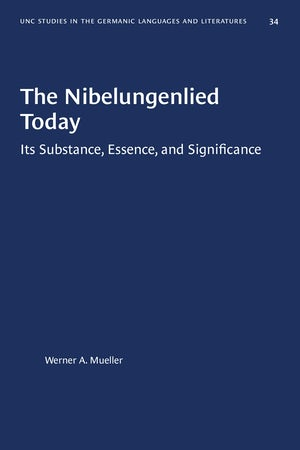 The Nibelungenlied Today