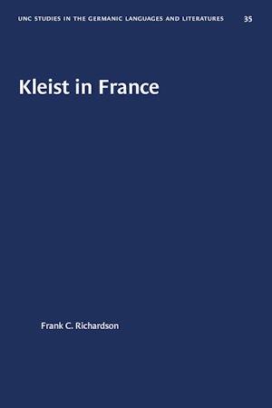 Kleist in France
