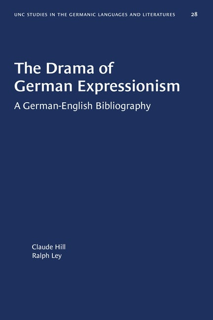 The Drama of German Expressionism
