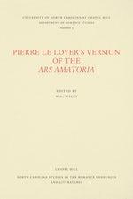 Pierre le Loyer's Version of the Ars Amatoria