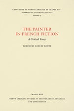 The Painter in French Fiction