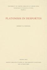 Platonism in Desportes