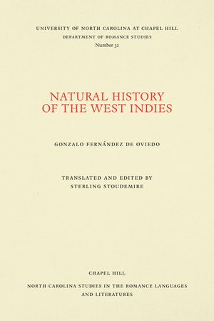 Natural History of the West Indies
