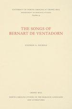 The Songs of Bernart de Ventadorn