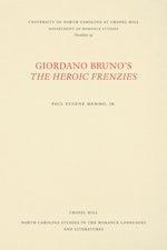 Giordano Bruno's The Heroic Frenzies