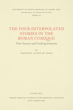 The Four Interpolated Stories in the Roman Comique