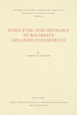 Structure and Ideology in Boiardo's Orlando innamorato