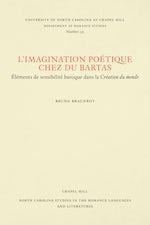 L'Imagination poétique chez Du Bartas