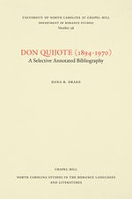 Don Quijote (1894-1970)