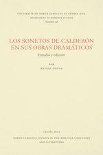 Los Sonetos de Calderón en sus obras dramáticos