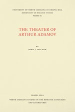 The Theater of Arthur Adamov
