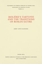 Molière's Tartuffe and the Traditions of Roman Satire