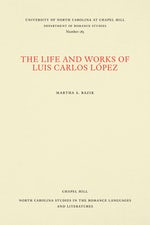 The Life and Works of Luis Carlos López