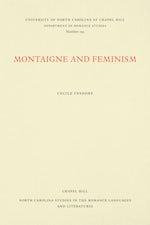 Montaigne and Feminism