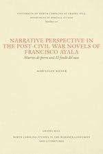 Narrative Perspective in the Post-Civil War Novels of Francisco Ayala