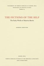 The Fictions of the Self
