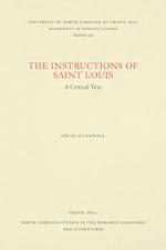 The Instructions of Saint Louis