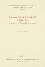 Reading Voltaire's Contes