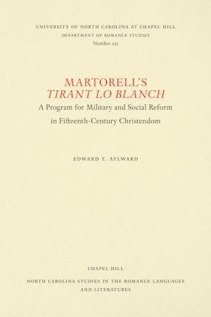 Martorell's Tirant lo Blanch